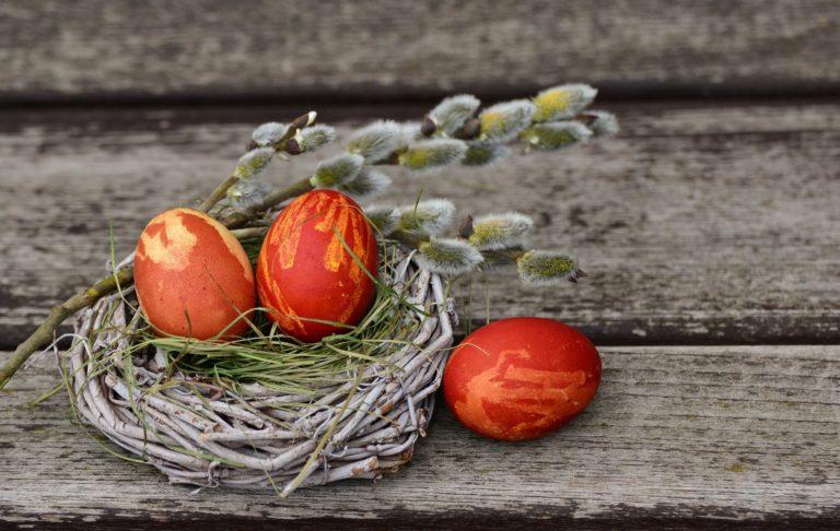 Wann wünscht man frohe Ostern? Erst Ostermontag oder schon